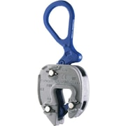 Campbell® Series GX Forged Steel Fixed Eye Plate Clamp, 1/16-3/4 in, 1 Ton, 3 1/16 in Neck (D)