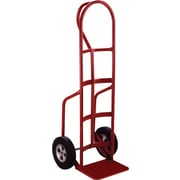 Milwaukee Hand Trucks Heavy-Duty P Handle Handtruck , 600 lbs.