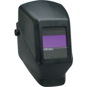 Jackson® Shadow® EQC® Series W30 Welding Helmet, 1 3/4 in (W) x 3 3/4 in (L) Window, #10 Shade, Black