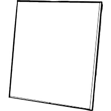 EQC® 97-PC Replacement Safety Plate, 5.25 in (L) x 4.5 in (W)