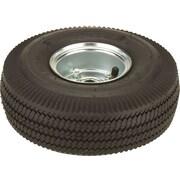 Harper™ 5/8 in Ball Bearing Pneumatic Truck Wheel, 10 in (OD) x 3 1/2 in (W)