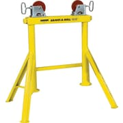 Adjust-A-Roll® ST601 Hi Stand, Steel Wheel Head, 1/2-36 in Pipe Diameter, 2500 lbs.