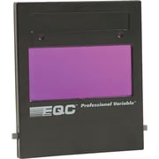 EQC® Professional® Series W40 Variable Auto-Darkening Cartridge, 4 in (L) x 5 in (W), #9 - 12 Fixed