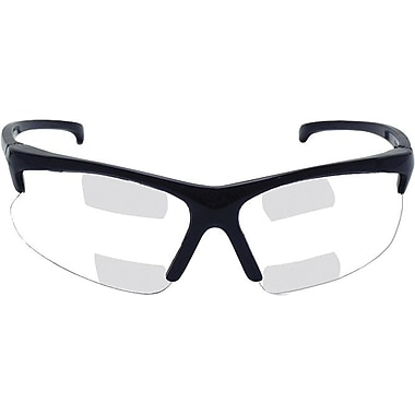Smith & Wesson® ANSI Z87.1 30-06 Dual Safety Reader Glasses, 1.5 Diopter