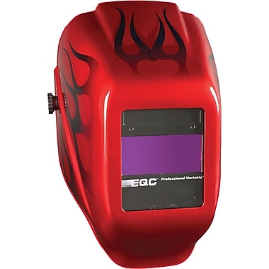 Jackson HaloX Series W10 Passive Welding Helmet, 4 1/2 in (W) x 5 1/4 in (L) Window, #10 Shade, I2 Color