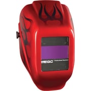 Jackson® HaloX Series W40 Professional Welding Helmet, 3.86 in (W) x 1.80 in (L) Window, #9 - 12 Shade