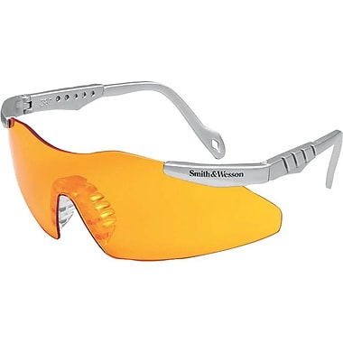 Smith & Wesson ANSI Z87.1 Magnum 3G™ Safety Glasses, Amber