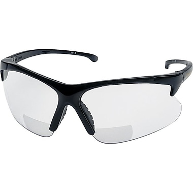 Smith & Wesson® ANSI Z87.1 30-06 Reader Safety Glasses, IR/UV 5.0 Shade, 2.0 Diopter
