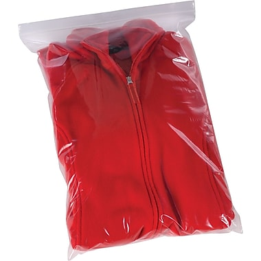 07in. x 9in., 2 mil, Reclosable Poly Bags, 1000/Case