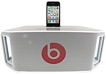 Beats™ by Dr. Dre™ Beatbox™ Portable iPhone and iPod Dock, White