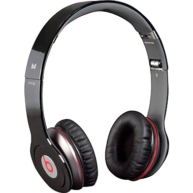 Beats by Dr. Dre Solo High Definition On-ear Headphones with ControlTalk™, Black