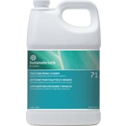 Sustainable Earth™ by Staples® #71 Toilet And Urinal Cleaner, Floral Citrus Scent, 1 Gallon