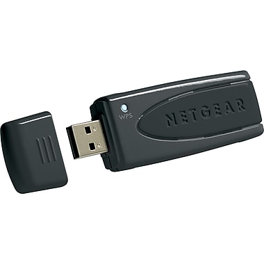 Netgear® N600 WNDA3100-200PAS N600 Dual Band Wireless USB Adapter