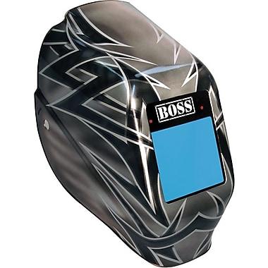 Jackson HaloX EQC® BOSS™ Welding Helmet, Thermoplastic, #9 - 12 Shade, Blade Runner
