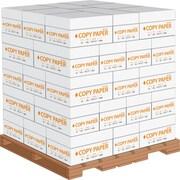 """Copy Paper, 8-1/2"""" x 11"""", 40 Cases/Pallet"""