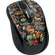 Microsoft Wireless Mobile Mouse 3500 Studio Series — Artist Edition (Zhoe)