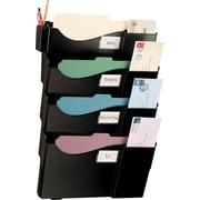 Officemate Grande Central Filing System, Plastic, Legal; Letter, 4/Pack (21724)