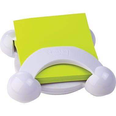 Post-it® Pop-Up Spin Dispenser, White