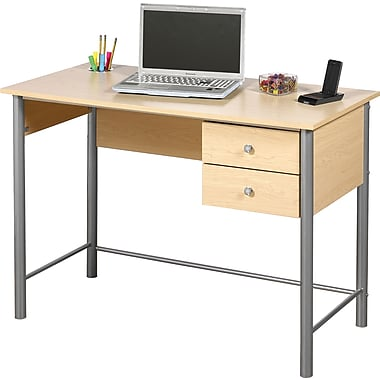 Whalen Baylor Computer Desk, Maple