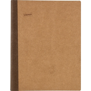 Sustainable Earth by Staples® Composition Notebook, 9-3/4in. x 7-1/2in.