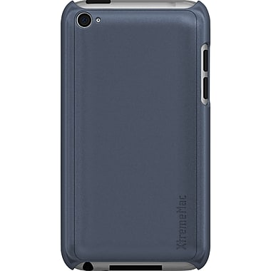 XtremeMac Microshield for iPod Touch 4G, Slate Blue