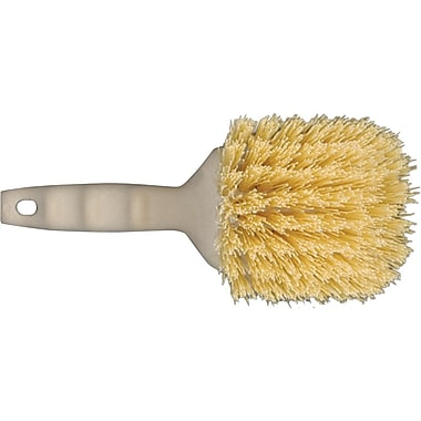 O'Dell Plastic Handle Utility Brush, 8 1/2in. Handle