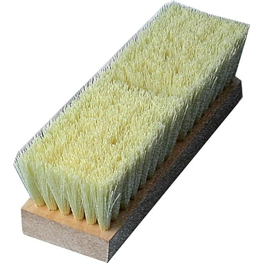 O'Dell Deck Brush, Cream Polypropylene