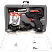 Weller® 900 - 1100 deg F Nickel-Plated Copper Tip Industrial Soldering Gun Kit, 120 V, 300/200 W