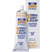 Permatex® Form-A-Gasket® Black Paste No. 2 Non-Hardening Slow Dry Flexible Cure Gasket Sealant, 3 oz Tube