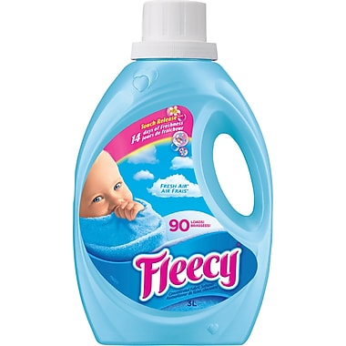 Fleecy Fresh Air Fabric Softener