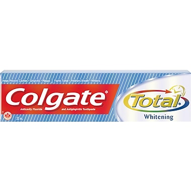 Colgate - Dentifrice blanchissant Total