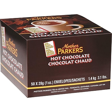 Mother Parkers Hot Chocolate Single Serve