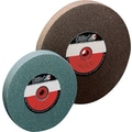 CGW® 3600 rpm Brown AO Type 1 Straight Bench Grinding Wheel, 8 in (OD) x 1 in (T), 60 (Medium) Grit