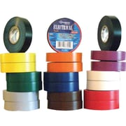 Berry Plastics™ General Purpose Economy Grade 777-1 Black Electrical Tape, 60 Feet (L) x 3/4 in (W)