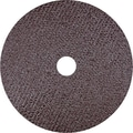 CGW® 8600 rpm Standard Resin Fibre AO Abrasive Disc, 7 in (OD), 36 (Medium)