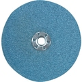 CGW® 13300 rpm Standard Resin Fibre ZrO2 Abrasive Disc, 4 1/2 in (OD), 36 (Medium)