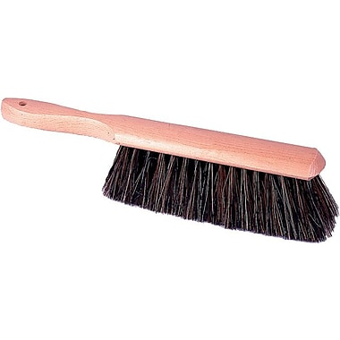 Weiler® Wood Handle Natural Fiber Tampico Bristle Counter Brush, 8in.