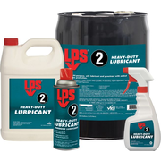 LPS 2® 175 deg F Flash Point Clear Brown Liquid Heavy Duty Lubricants