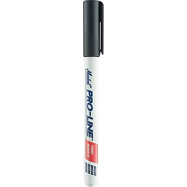 PRO-LINE® 2 mm Fine Point Tip Paint Marker, Black