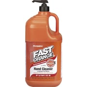 Fast Orange® Waterless Pumice Lotion Hand Cleaner, Natural Citrus, 1 gal.