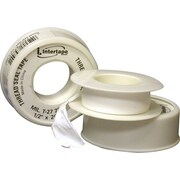 Intertape Polymer Group® 260 in (L) White UT-11 Thread Seal Tape, 1/2 in (W)