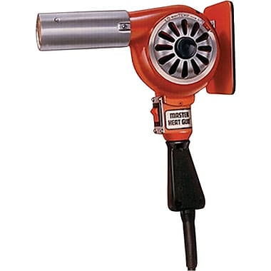 Master® Universal Motor 120 V 60 Hz 12 A Heavy Duty Heat Gun, 300 - 500 deg F, 1440 W, 23 cfm