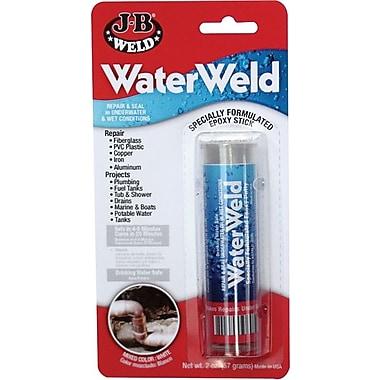 J-B Weld® White Epoxy Putty Underwater Petro Chemical Acid Resistant Water Weld, 2 oz Stick