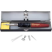 Ultratorch® 1202 deg F Cordless Self-Igniting Butane Gas Soldering Iron/Heat Tool Kit, 20 - 80 W