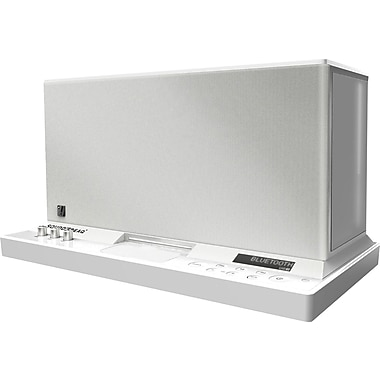 SoundFreaq Sound Platform Bluetooth Wireless Audio System, White