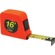 Lufkin® A5 Yellow Clad Steel Single Side Power Return Measuring Tape, 16 ft (L) x 1 in (W) Blade