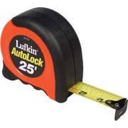 Lufkin® A5 Yellow Clad Steel Autolock Series 700 Measuring Tape, 25 ft (L) x 1 in (W) Blade