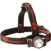 Enduro® 2 AAA Alkaline Black ABS Head Lamp, 0.5 W Super High-Flux LED