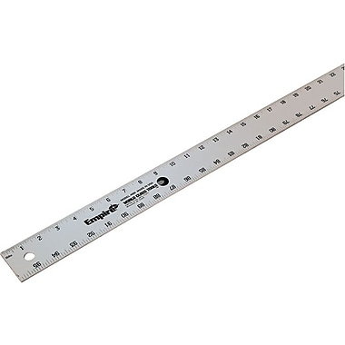 Empire® 2 in (W) Aluminum Inch Heavy Duty Straight Edge, 72 in (L)