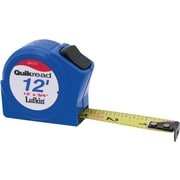 Lufkin® A3 Yellow Clad Power Return Quickread Measuring Tape, 25 ft (L) x 1 in (W) Blade